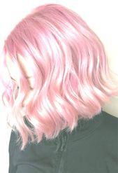 20 schöne rosa Haarfarben – Tipps zum Färben von Haar Pink