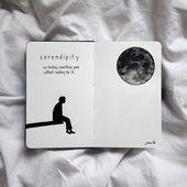 serendipity (n.) finde etwas Gutes, ohne danach zu suchen   – Art & Drawings