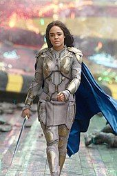 Valkyrie Marvel Comics Wikipedia Valkyrie Marvel Comics Marvel Superheroes Avengers Girl