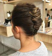 Verschiedene Frisuren Party Updo Frisuren für langes Haar