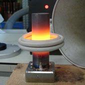 Hochfrequenz-Induktionslötrohr aus Kupfer mit HF-Induktionsheizung – …   – T… – Tätowierung rezept