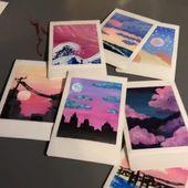 "♥ auf Instagram: ""cute cute 😻😻 – – folge @softieeluvs für mehr! vc: @ …   – painting"