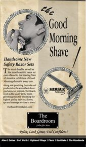 Bringing Back The Safety Razor Shave With The Boardroom Style Mensgrooming Shave Safety Razor Shaving Wet Shaving Smooth Shave