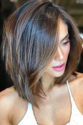 18 idées Lowlights rafraîchissantes pour les couleurs de cheveux tridimensionn…