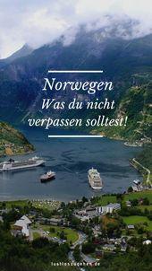 Norwegen: Tipps, Highlights & Infos