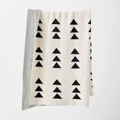 Local Maker Karrie Dean uses recycled cotton + acrylic to create this cozy, sust…