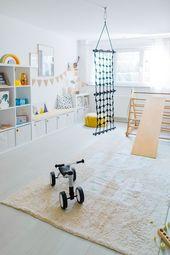 Affichage // Notre salle de jeux et 6 choses qui font de chaque pièce un jeu d'enfant   – Spielzimmer