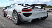 Watch This Porsche 918 Spyder Hit Its 214 MPH (345 km/h) Vmax | Carscoops