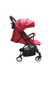 Der größte Vorteil des ultrakompakten Kinderwagens ist die einfache Handhabung.   – Magazin