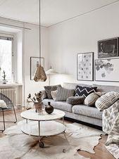 Wohnzimmer – Home. #Wohnzimmer einrichten #Wohnz…