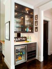 15 stilvolle Home Bars in kleinen Räumen – HGTV