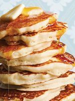 How To Cook Buttermilk Pancakes From Better Homes And Gardens January 2018 Read It On The Textu Delicious Breakfast Recipes Best Pancake Recipe Snack Recipes