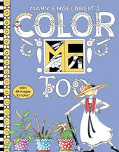 Color ME Coloring Book   – Mooney 2019 list
