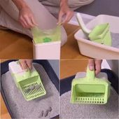 Pet Dog Cat Litter Shovel Pet Cleaning Tool Scoop Sift Cat Sand Cleaning Products Pet Supplies( BUY 1 GET 2ND 10% OFF ) – 반려동물용품
