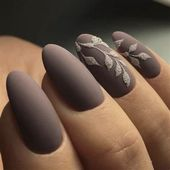 40+ Perfect Winter Nail Designs To Make You Feel Warm