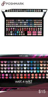Model New Moist N Wild Make-up Model New Sealed Moist N Wild palette. By no means opened. C…