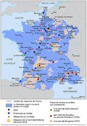 eight octobre 1577 – L'édit de Poitiers confirme la paie de Bergerac