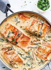 Dieses leckere Rezept für Lachs bringt einen Hauch Italien auf Ihren Tisch!