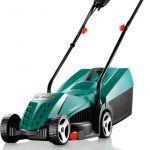Bosch Rasenmaher Rotak 32 Grasfangbox 31 L 1200 W Schnittbreite 32 Cm Schnitthohe 20 60 Mm Alfmgarbeit Rasen Rasenkanten Gartenwerkzeug
