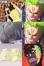 Possible Text That Says Enemies Zoro Cowboy Bebop Anime Anime One Piece Comic