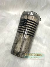 Beachwood inspired Woodgrain Stainless Steel Tumbler Cup This cup is perfect for…   – Cup Inspiration