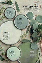 Styling mit Eukalyptus – #Eukalyptus #home #mit #S…