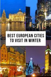 Finest winter metropolis breaks Europe has on provide – Wandermust Household