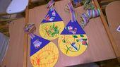 Karneval, Clowns, Luftschlangen, Kleinkinder U3 Spielideen, Bastelideen, Buch … – Ideen für Kleinkinder