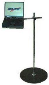 Airdesk Swing Away Laptop Stand