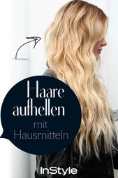 Hello summer mane! With these home remedies you'll light your hair naturally …   – Holländische Zöpfe