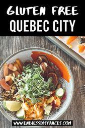 Gluten Free Quebec Metropolis: A Full Information