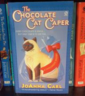 Cat Lady Mystery Novels: Yes, It's a Thing