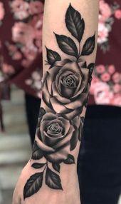 75 Fotos von weiblichen Tattoos auf dem Arm – Fotos … – #Frau #Feminin #Fotos #Homme