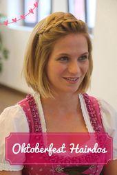 Image result for Oktoberfest hair short