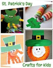 Trendy diy crafts for kids to sell st patrick 39 Ideas