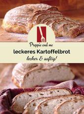 Pan de patata, delicioso y jugoso!   – Brot und Brötchen