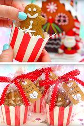 BESTE DIY Weihnachtsgeschenke! EINFACHE & GÜNSTIGE Geschenkideen für Weihnachten! Schnell – Kreative & Einzigartige Geschenke, die süß sind – Last Minute Handgemachte Ideen – Freunde – BFFs – Teens – Tweens – Kinder – Erwachsene – Lehrer – Nachbarn – Mitarbeiter