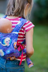 Baby Carrier …kids babywearing carrier diy…