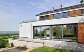 Einfamilienhaus, Neubau | a.punkt architects – #architects #family home -…   – Anbau Ideen