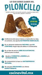 Beneficios del piloncillo, ¡mejor que la azúcar blanca!