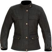 Merlin Buxton dames motor wax jas zwart 2xsfc-moto.de   – Products