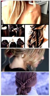 50+ Sommerhochzeitsfrisuren für mittellanges Haar – Brautkleider -… 50+ s …   – uncategorized