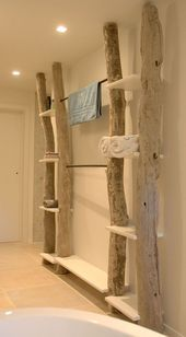 Photo of decorations with trees and trunks here are 20 beautiful examples for the home