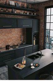 35+ Amazing kitchen design Ideen und Trends für 2019 – Seite 26 von 35 – Home Desi …