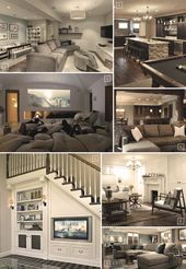 Turning A Basement Into A Family Room Designs Ideas Home Tree Atlas Basement Tv Rooms Family Room Design Basement Design