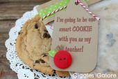 Sensible Cookie Instructor Appreciation Reward
