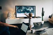 Herstellen einer Verbindung mit einem Samsung Smart TV mithilfe von Fernzugriff …