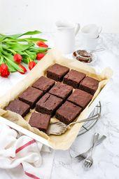 Der saftigste Schokoladenkuchen aus der Dose   – Backen