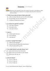 Literaturtest Zu Dem Roman Leseforderung Unterrichtsmaterial Lehrmaterial