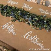 Natural Kraft Paper Roll